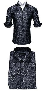 YOHOWA Dress Shirt