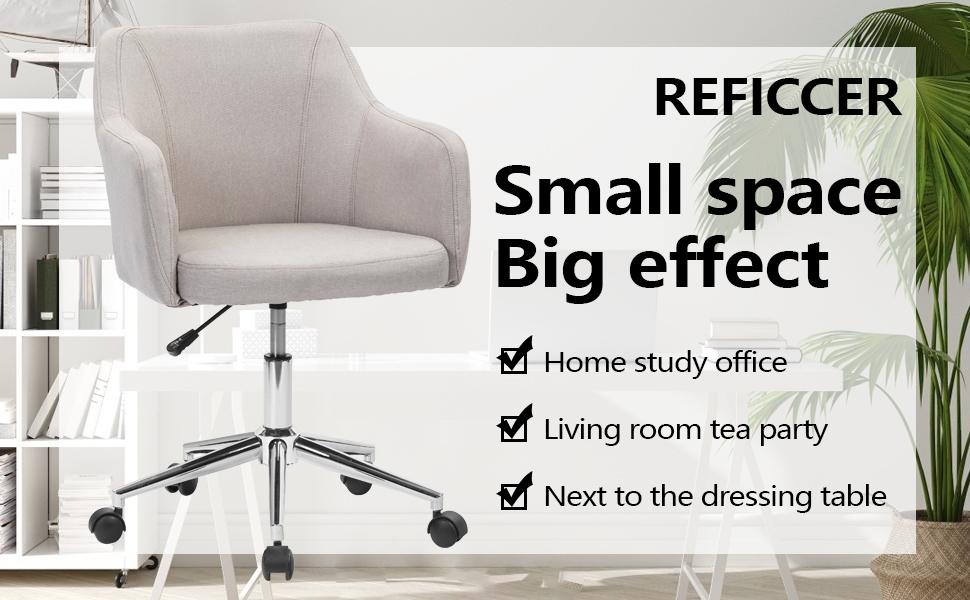 accent velvet upholstered task chairs