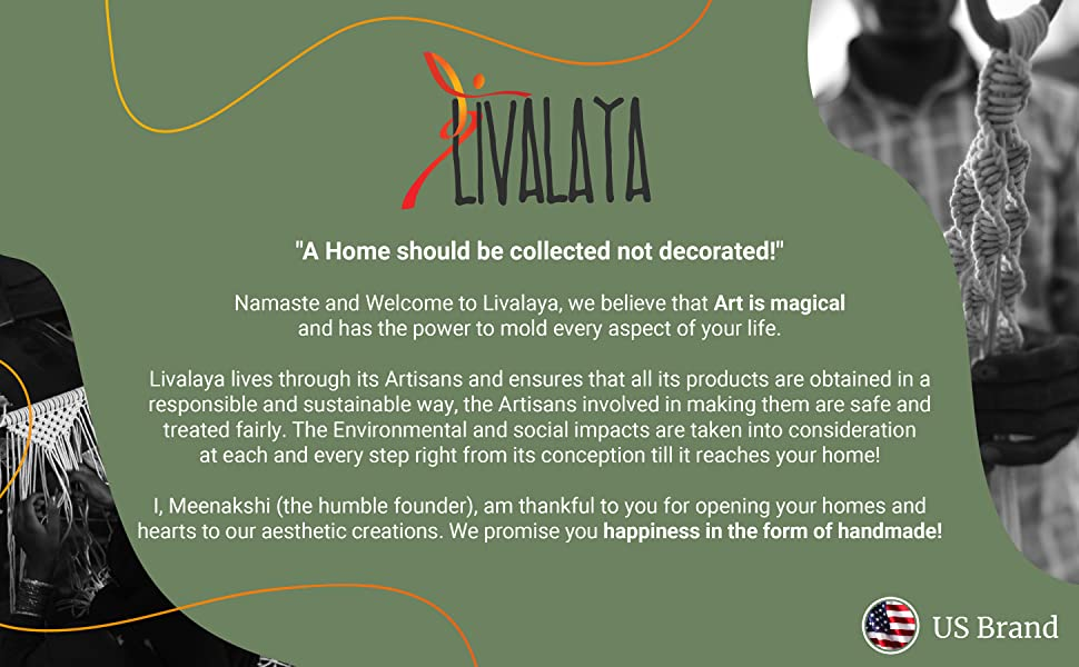 Livalaya. amp;amp;amp;#34;A Home should be collected, not decorated!amp;amp;amp;#34;