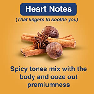 Heart Note Spicy