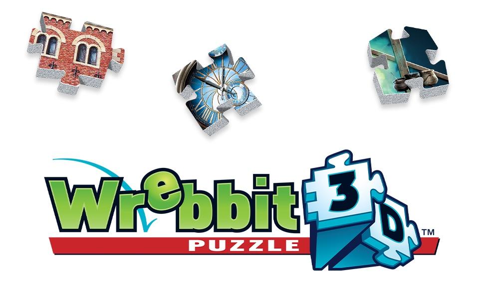 Wrebbit 3D Logo