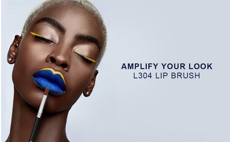 Luxspire Lip Brush Concealer Brushes Lipstick Gloss Brushes Applicators Eyeshadow Lip Liner