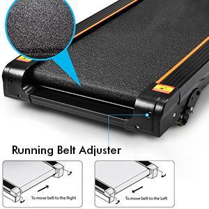 Running Belt Adjuster