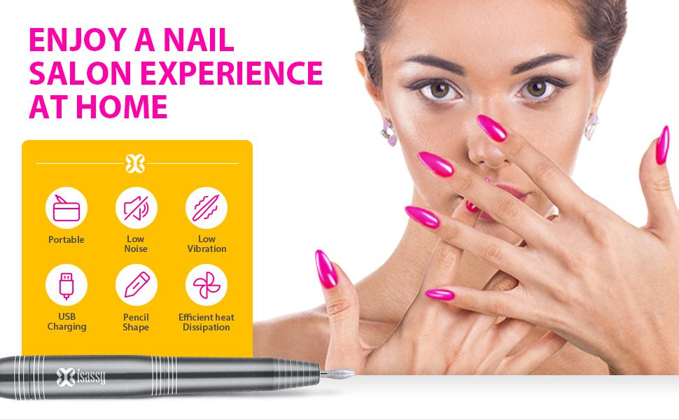 nail dril set