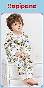 男の子 長袖  パジャマ