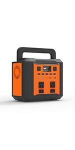 TZONOO 80000Mah Portable Power Station