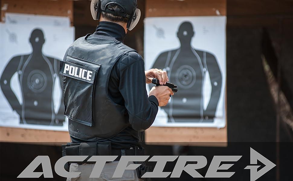 ACTFIRE Shooting Earmuffs 01