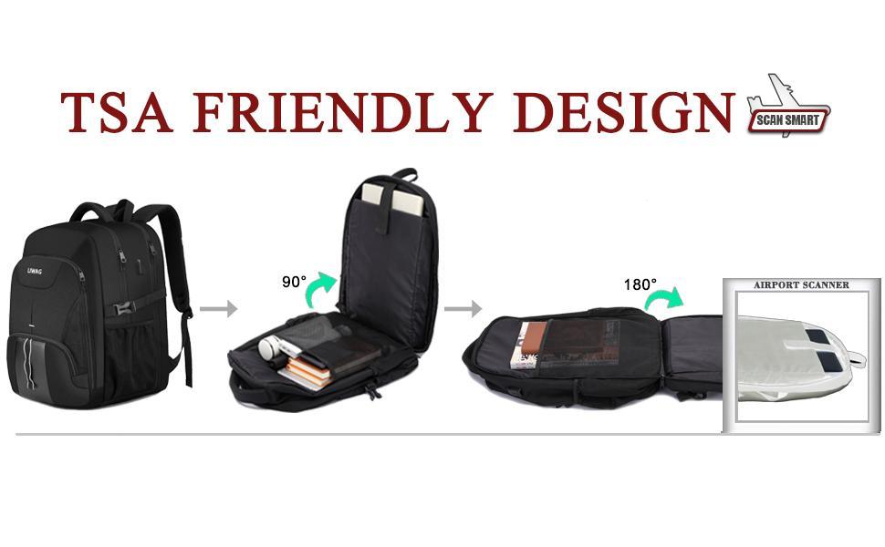 tsa backpack for travel