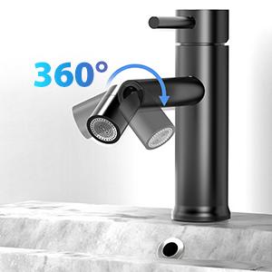 360° Swivel Faucet Aerator