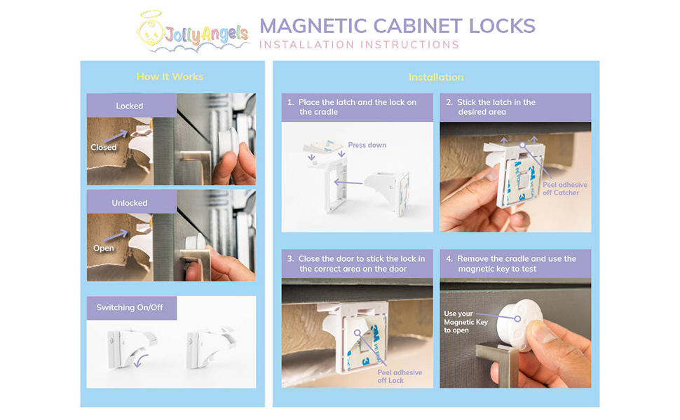 Magnetic Cabinet Instructions 970x600
