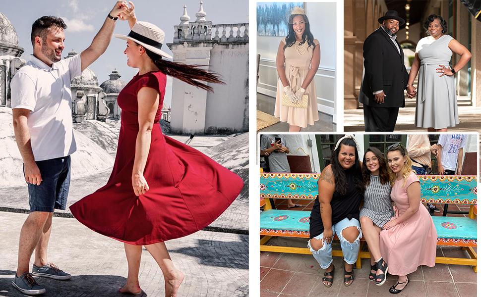 Summer Casual Women Dress