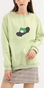 frog Sweatshirt