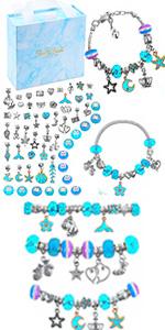 Charm Bracelets Kit for Girls