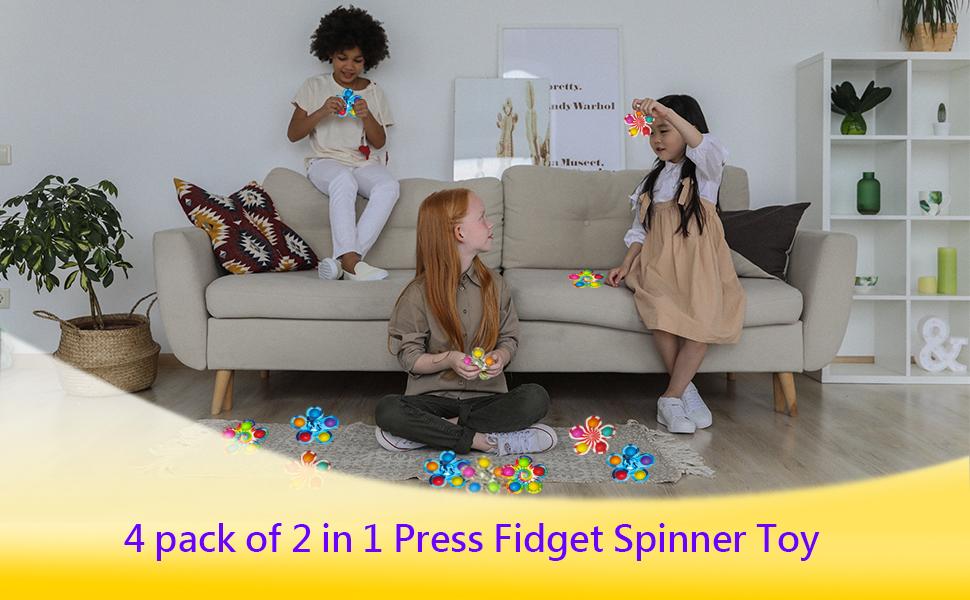 fidget toy pop
