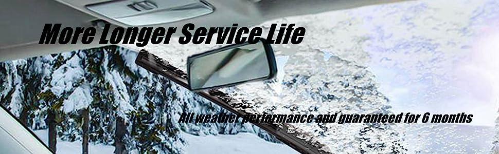 More Longer Service Life