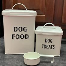 dog treat container set
