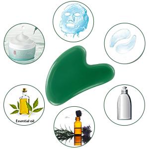 guasha jade stone gua sha massage facial guasha