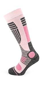 Occulto women's skiing socks