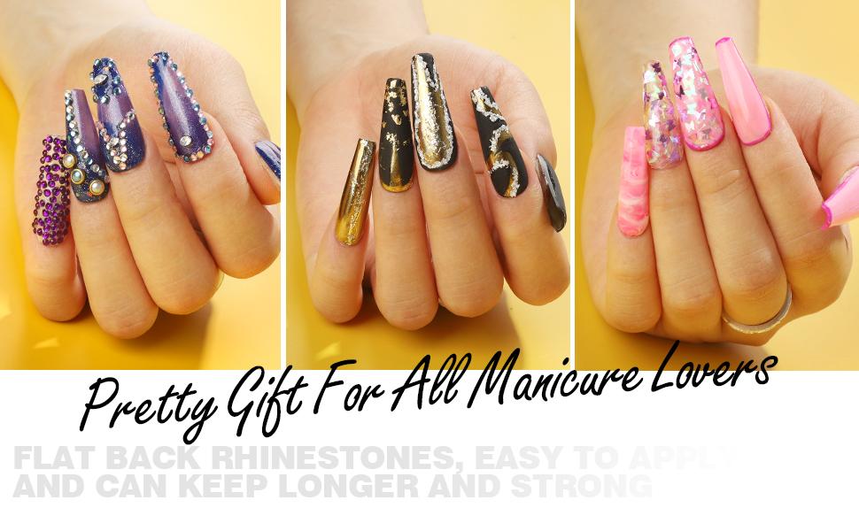 Nail Art Decoration Kit