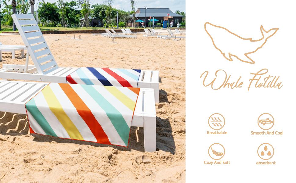 Microfiber Beach Towel