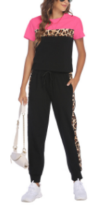 Womens Casual Two Piece Outfit