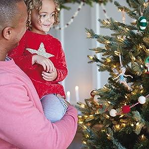 Hallmark Keepsake ornaments family traditions trimming the tree