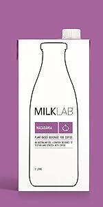 Macadamia Barista Milk - MILKLAB