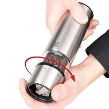 コーヒーミル 手挽き