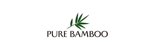 pure bamboo logo