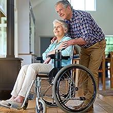 For Walker/Wheelchair