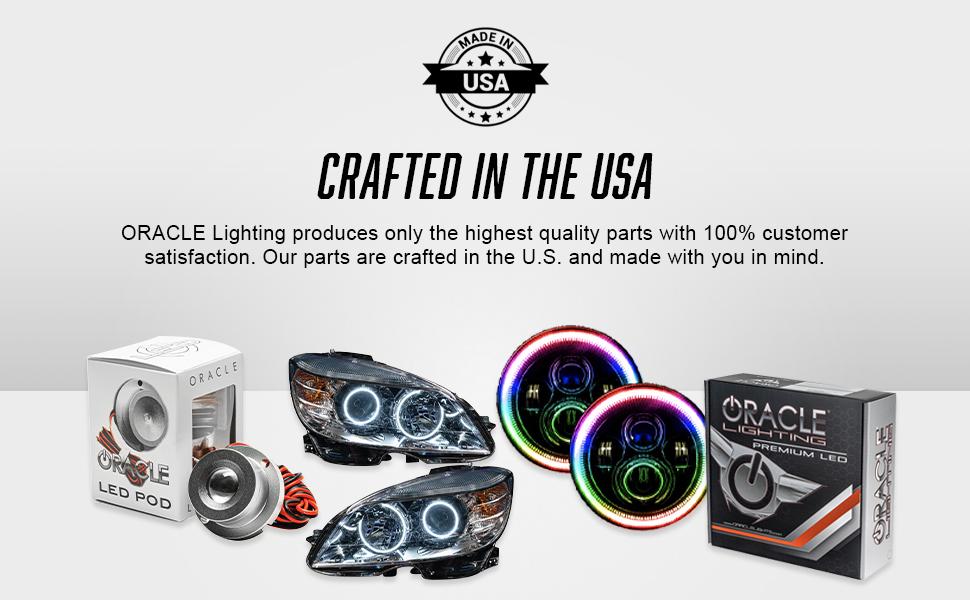 ORACLE Lighting, LED lights, headlights, underbody lights, lighting kits, oracle, off-road lights