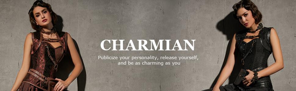 Charmian Corset