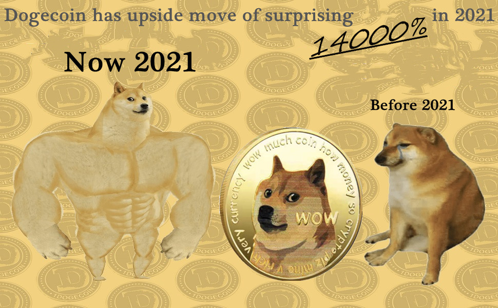 Arise of dogecoin