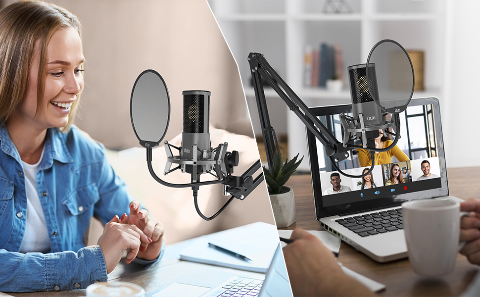 Perfect for Podcasters and Streamers