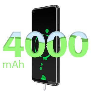 Batterie 4000mAh