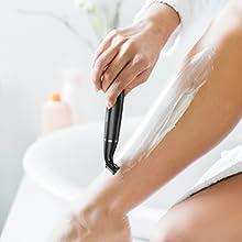shaver for women bikini trimmer electric razor women leg shaver epilator public hair removal