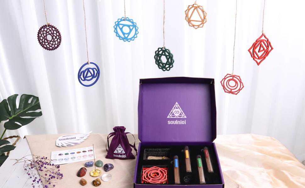 soulnioi healing crystals
