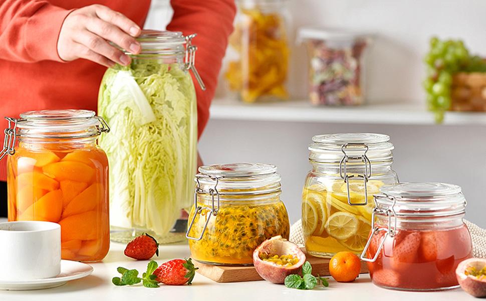 mason jars with lid 2