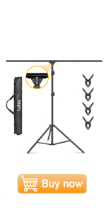T-Shape Backdrop Support Stand Kit