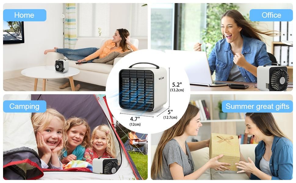 Mini Cooling Fan personal air cooler