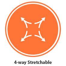 4-way Stretchable