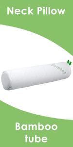 Neck Pillow Bamboo Tube