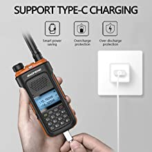 Support Type-C Charging
