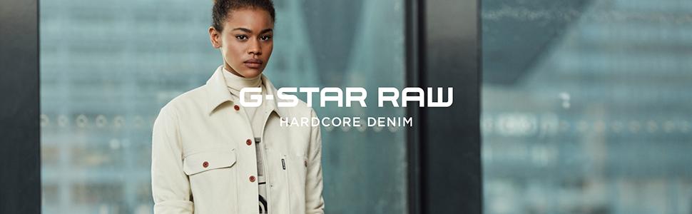 G-Star Raw Hardcore Denim Mujer