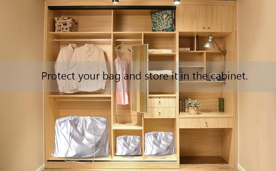Dust Cover Storage Bag