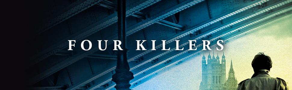 Over My Dead Body Jeffery Archer Four Killers