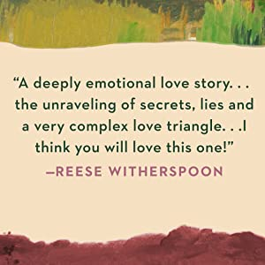 """""""A deeply emotional love story... the unraveling of secrets, lies..."""" - Reese Witherspoon"""