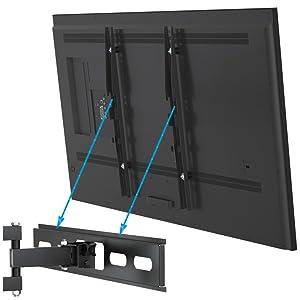 L273A L273S L273M TV wall bracket easy installation