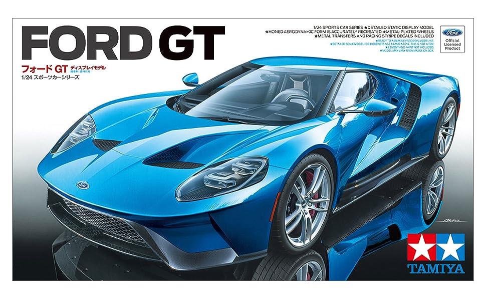 1/24 スポーツカーシリーズ No.346 1/24 フォード GT