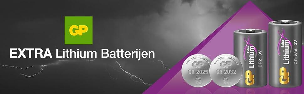 GP Lithium Extra Banner